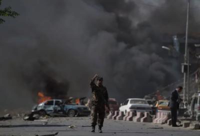 کابل میں کار بم دھماکا، 7 افراد ہلاک، 7 زخمی