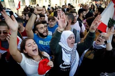 لبنان میں 11 ہزار بنک ملازمین کی ہڑتال, بنکنگ سسٹم بند