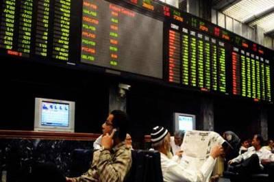 پاکستان سٹاک مارکیٹ میں تیزی،100انڈیکس میں 186 پوائنٹس کا اضافہ