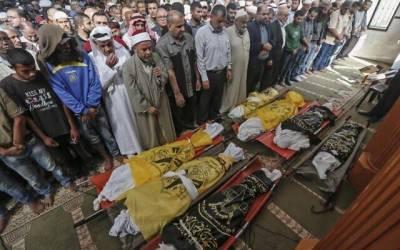 فلسطینی خاندان کے8 افراد کی ہلاکت ، سیکریٹری جنرل اقوام متحدہ کا اظہار افسوس
