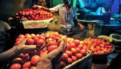 ٹماٹر مہنگے بیچنے سے روکنے پر آڑھتی نے مارکیٹ سیکریٹری پر گولیاں چلادیں