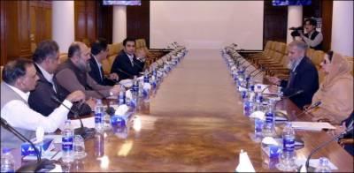 بلوچستان میں روزگار کی فراہمی کے لیے اہم منصوبہ شروع کرنے کا فیصلہ