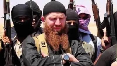 امریکا کو مطلوب داعش تنظیم کا ایک اہم ترین کمانڈر یوکرین میں گرفتار