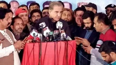 لاہور ہائیکورٹ کے فیصلے کیخلاف سپریم کورٹ سے رجوع کرنے کیلئے مشاورت جاری ہے،وزیرخارجہ