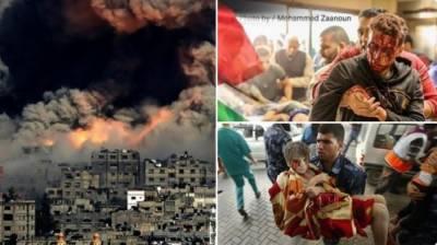 اقوام متحدہ اور یورپی یونین کا فلسطینیوں کے قتل عام کی تحقیقات کا مطالبہ