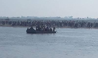 ملو شیخو : دریائے ستلج میں کشتی الٹنے سے 8 افراد جاں بحق