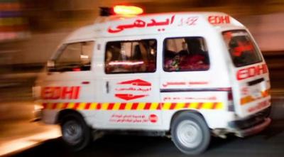گھوٹکی سڑک حادثے میں3 افراد جاں بحق