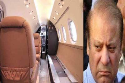 نواز شریف کی لندن جانے کی تیاریاں مکمل، ایئر ایمبولینس لاہور ایئرپوٹ پہنچ گئی