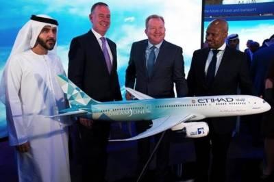 ایمریٹس ایئرلائنز 50 ایئربس طیارے خریدے گی۔