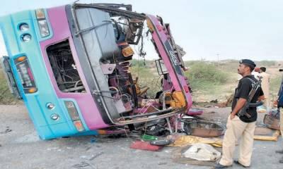 عارف والا، گھوٹکی، مظفر گڑھ میں ٹریفک حادثات، 17 افراد جاں بحق،23زخمی