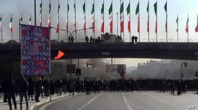 ایران میں پیٹرول قیمتوں کے خلاف مظاہرے جاری ،ہلاکتیں 50ہوگئیں