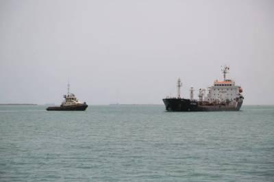 ایران نوازحوثیوں نے بحیرہ احمر کے جنوب میں جہازاغوا کر لیا۔