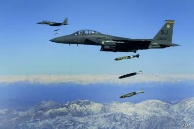 افغانستان: سیکیورٹی فورسز کا فضائی حملہ، چودہ طالبان ہلاک، متعدد زخمی