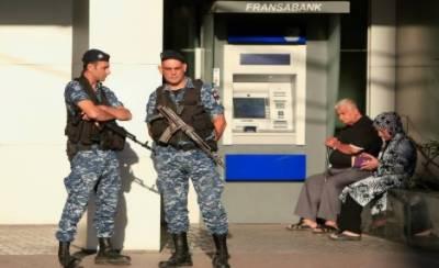 لبنانی دارالحکومت بیروت کے وسطی حصے میں سکیورٹی فورسز کے اضافی دستے تعینات