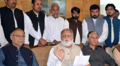 اپوزیشن جماعتوں کی رہبر کمیٹی کا ملک بھر میں بند شاہراہوں کو کھولنے کا فیصلہ