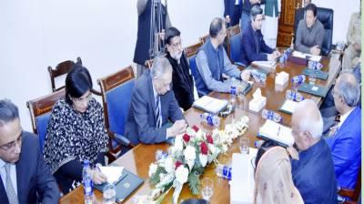 ترقیاتی منصوبوں کی بروقت تکمیل سے روزگارکے مواقع پیدا ہوں گے:وزیراعظم