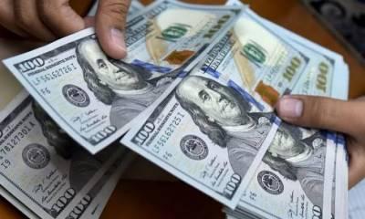 انٹر بینک میں ڈالر کی قیمت میں پانچ پیسے کمی