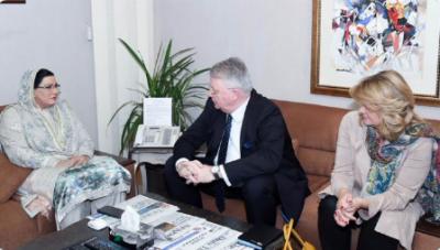 حکومت اظہار رائے کی آزادی پر پختہ یقین رکھتی ہے:ڈاکٹر فردوس