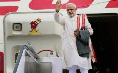 بھارتی وزیراعظم کے بیرونی دوروں پر 255 کروڑ خرچ ہوئے۔ بھارتی حکومت