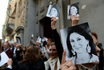 مالٹا میں معروف صحافی کے قتل میں ملوث تاجر گرفتار