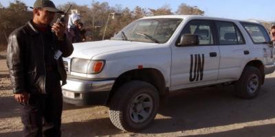 کابل میں اقوام متحدہ کی گاڑی پردستی بم حملے میں ایک غیرملکی ہلاک