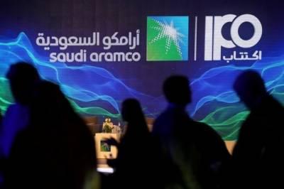 سعودی عرب کی سب سے بڑی تیل کمپنی آرامکو کے حصص فروخت کے لئے پیش،27 ارب ریال کی آمدن