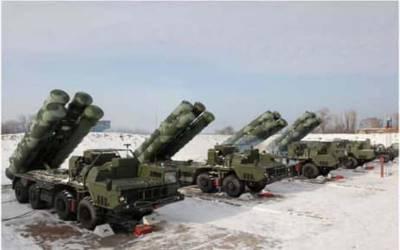 روس بھارت کو 2025 میں 5 ایس۔400 میزائل سسٹم فراہم کرے گا۔