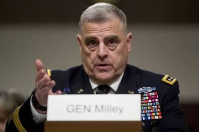 افغان امن عمل کی کامیابی کے امکانات پہلے سے بھی زیادہ ہیں۔ امریکی جنرل