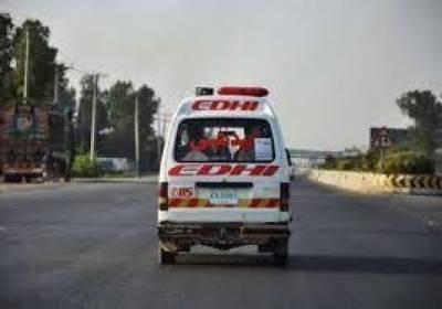 عارف والا میں دھند کے باعث حادثہ،2 طالب علم جاں بحق