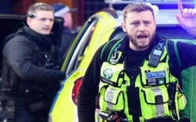 لندن برج پر چاقو سے حملہ، پولیس نے ایک شخص کو گولی مارکر ہلاک کردیا،ایک گرفتار