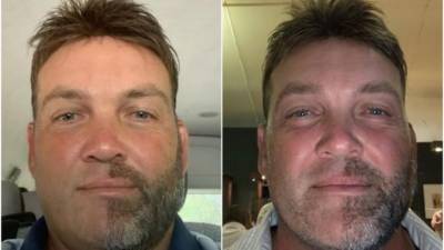 جیک کیلس کی آدھی داڑھی مونچھ نے دھوم مچادی۔