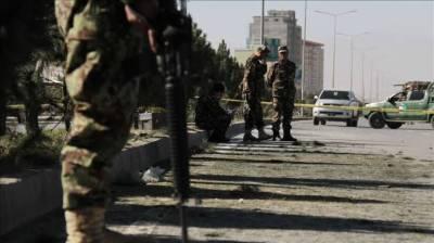 کابل:پولیس وین کی بارودی سرنگ سے ٹکر،1اہلکار ہلاک ،تین زخمی