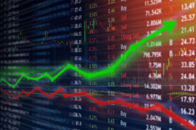 سٹاک مارکیٹ، ایک ماہ میں چھ سال کا ریکارڈ ٹوٹ گیا