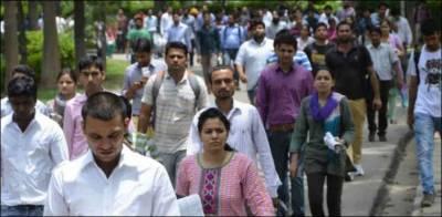 کشمیری نوجوانوں کی بڑی تعداد عالمی اداروں میں نوکریوں سے فارغ