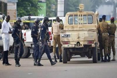برکینا فاسو: چرچ میں مسلح حملہ آوروں کی اندھا دھند فائرنگ، 14 افراد ہلاک،متعدد زخمی
