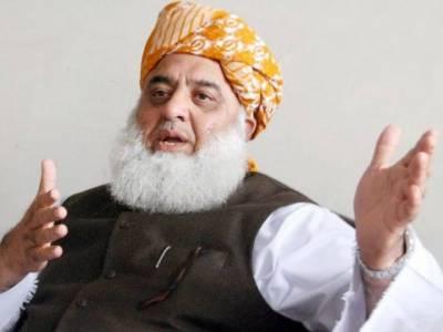 سیلیکٹڈ حکومت کو نہیں مانتے، لڑنا جانتے ہیں۔ مولانا فضل الرحمان