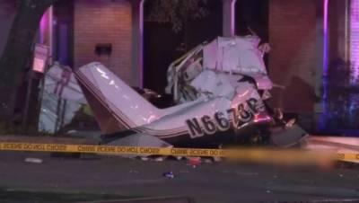 ٹیکساس ، طیارہ حادثے میں خاتون سمیت 3 افراد ہلاک