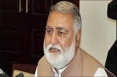 رہنما جے یو آئی (ف) اکرم خان درانی کا نیب کو چیلنج