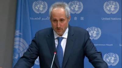اقوام متحدہ کاشام کے شمال مغربی حصے میں تمام فریقین سے کشیدگی کے خاتمے پر زور