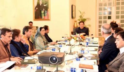 وزیراعظم کا وفاقی اورصوبائی سطح پر تمام محکموں کے درمیان موثررابطے کی ضرورت پر زور