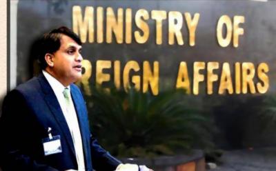 پاکستان کا امریکا اور طالبان کے درمیان مذاکرات کی بحالی کا خیر مقدم