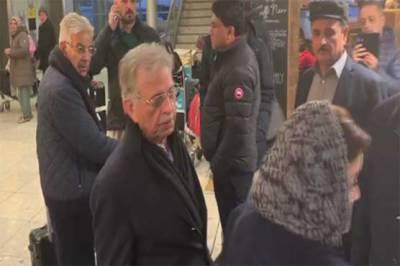مسلم لیگ ن کی اعلی سیاسی قیادت کی لندن میں آج بیٹھک ہوگی