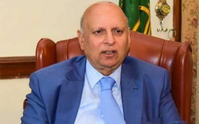 اوورسیز پاکستانیوں کے مسائل کے حل کے لیے کوشاں ہیں: گورنر پنجاب