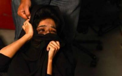 مسلح افراد نے والدہ ، تین بیٹیوں اور بیٹے کو اغوا کرلیا