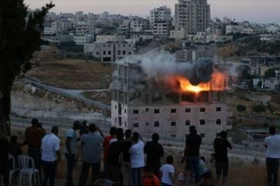 رواں سال بیت المقدس میں فلسطینیوں کے 165 مکانات مسمار کئے گئے۔