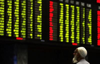 پاکستان اسٹاک مارکیٹ: 100 انڈیکس میں 240 پوائنٹس کا اضافہ