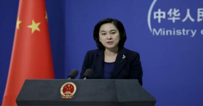 چین نے ایرا ن کے ایٹمی مسئلے کے حقیقی حل کے لئے مذاکرات اوربات چیت پرزوردیاہے