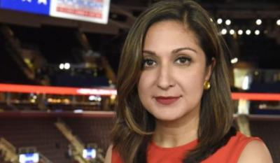 پاکستانی امریکن صحافی آمنہ نوازڈیموکریٹ صدارتی مباحثہ ماڈریٹ کرنےکیلیےمنتخب