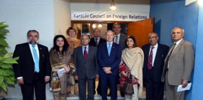 فن لینڈ میں پاکستان کی تاجربرادری کاخیرمقدم کیاجائے گا:سفیر
