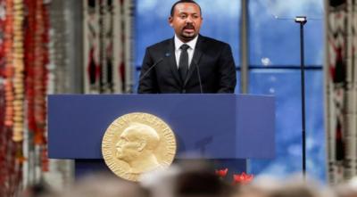 ایتھوپیاکے وزیراعظم کو2019ء کانوبل انعام دیاگیا